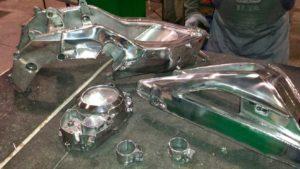 Acabados Superficiales Metales Pintado Epoxi Pulido Granallado