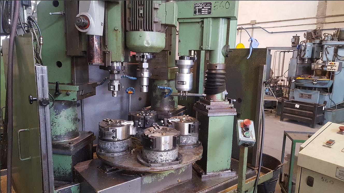 Mecanizado piezas latón y cobre MyF